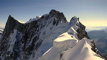 Cresta e Aiguille de Rochefort