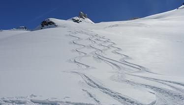 Ski mountaineering course - advanced module