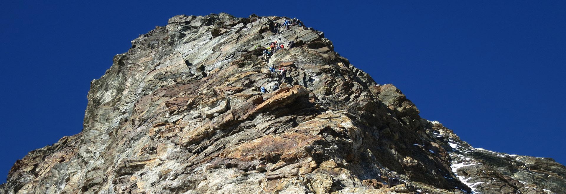 Matterhorn, Hörnli Ridge (CH)