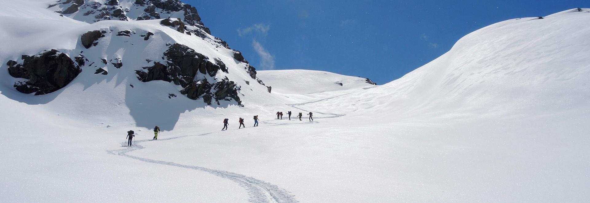 Chamonix – Zermatt (Haute Route)