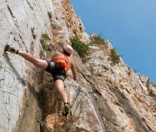 Corso di arrampicata sportiva – modulo base