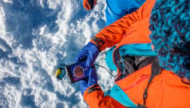 Avalanche self-rescue techniques