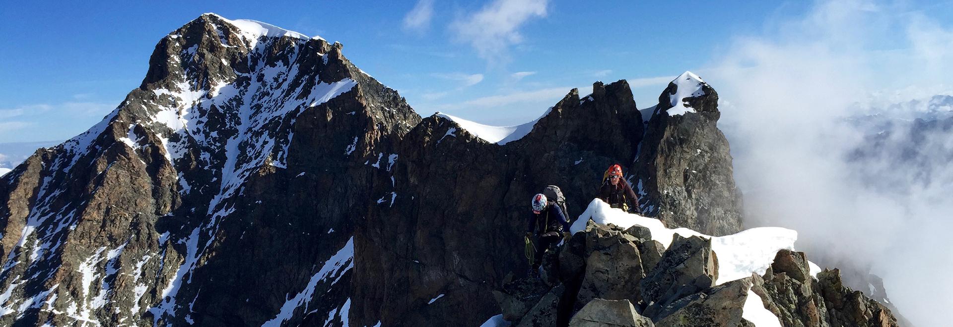 Alpinismo Grandi vie