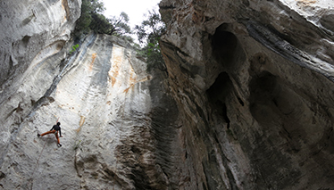 Liguria: Rock climbing/course in Finale Ligure