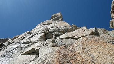Cresta del Peuterey