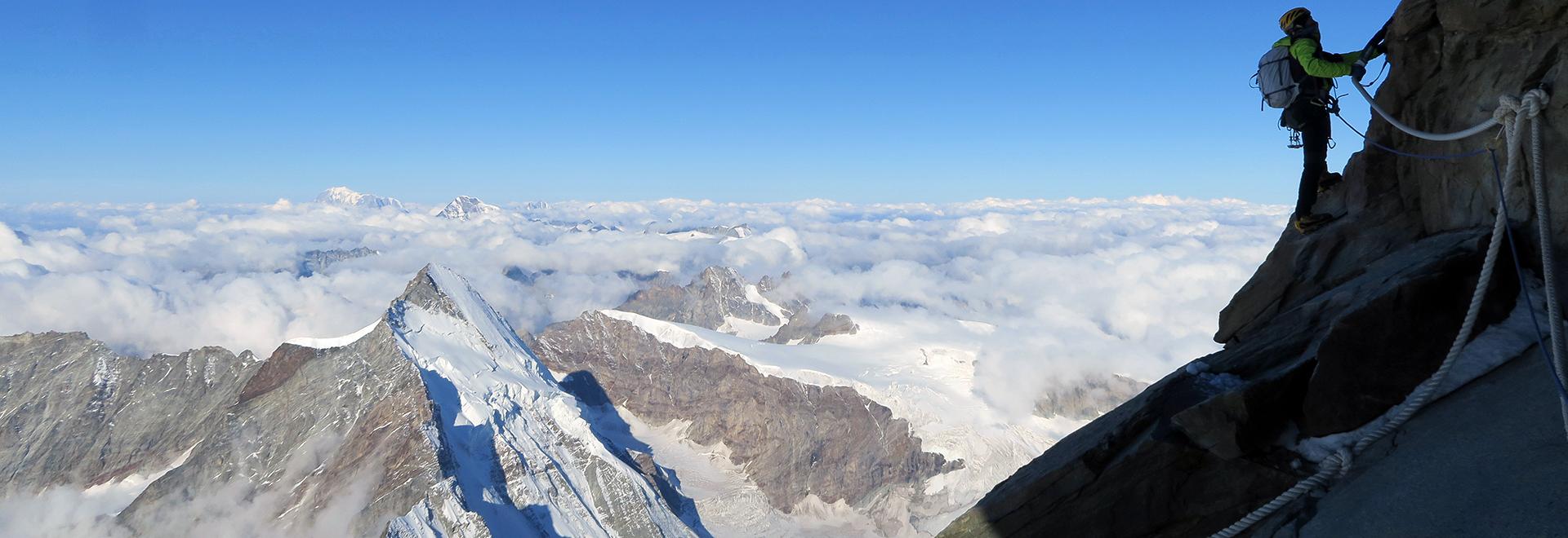 Stage di alpinismo