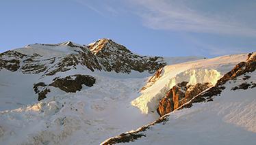 Infinity ski tour
