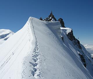 Corso di alpinismo – modulo avanzato