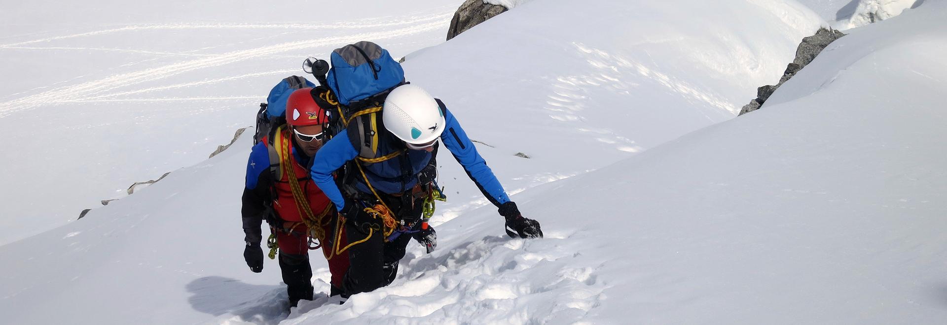 Corso di alpinismo – base