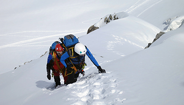 Mountaineering course - Aosta Valley