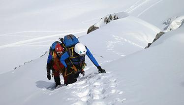 Corso di alpinismo - modulo base