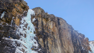 Icefalls wonders