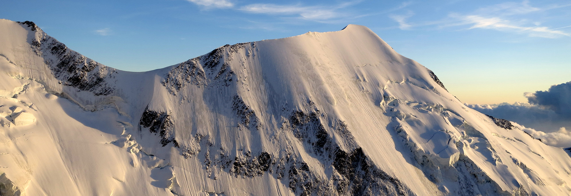 Monte Bianco Vie Normali