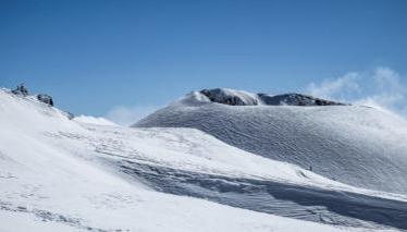Ski Touring on Etna