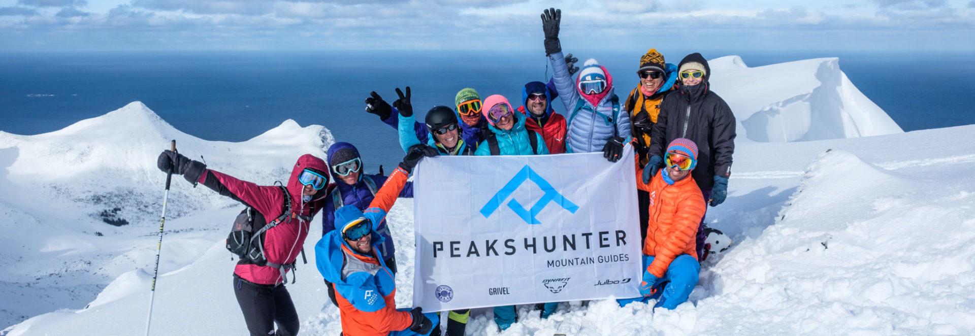 Norway - Ski touring