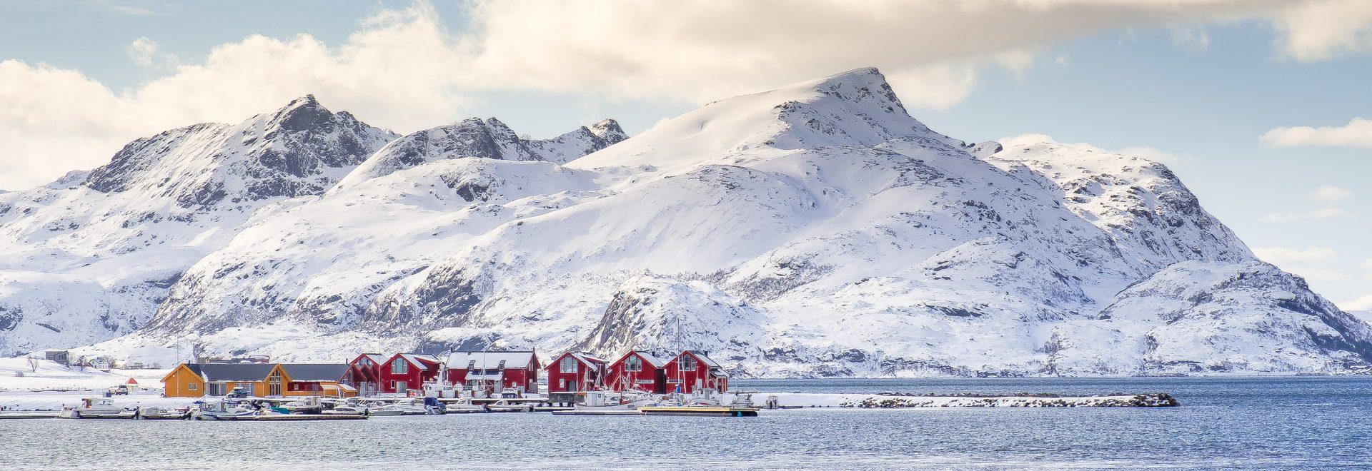 Scialpinismo alle Lofoten (Norvegia)