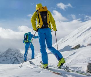 Scialpinismo in giornata