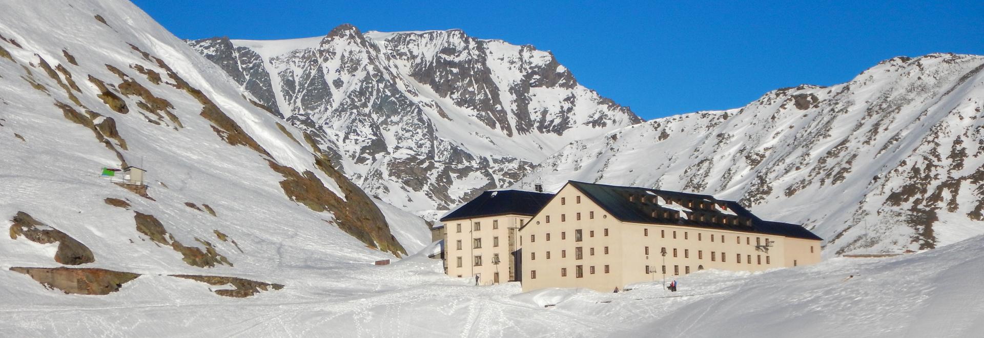 Scialpinismo Gran San Bernardo