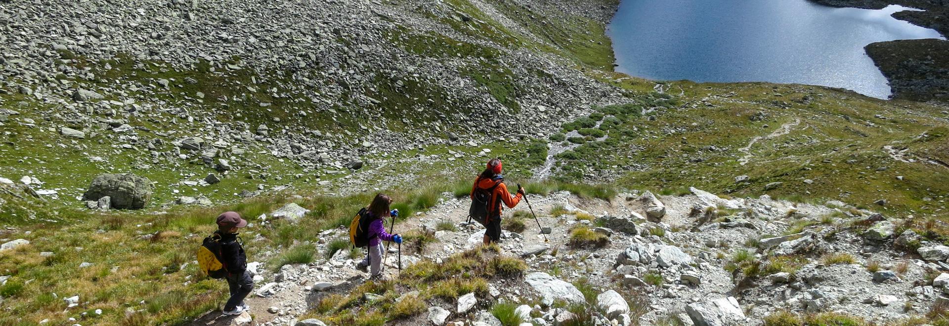 Escursionismo in Italia