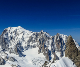 Stage Mont Blanc