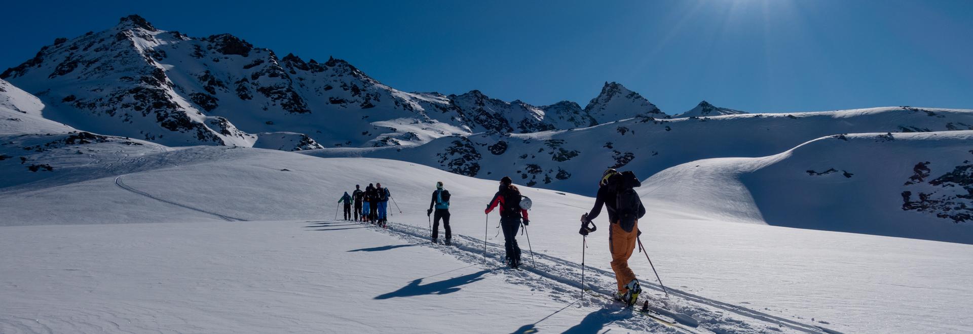 Corso Scialpinismo – Valle d'Aosta