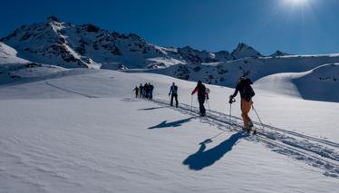 Corso Scialpinismo - Valle d'Aosta