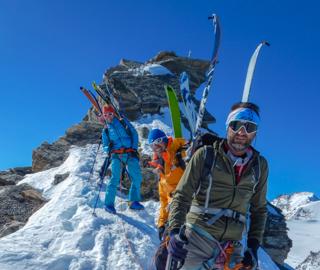 Corso Scialpinismo Avanzato – 2gg