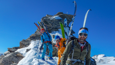 2 days Ski mountaineering Course - Advanced