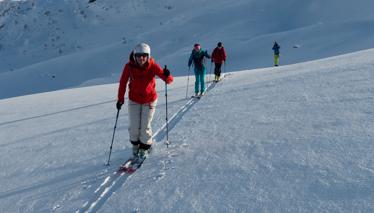 2 days Ski mountaineering Course - Basic