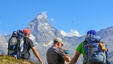 Trekking Cervino e Monte Rosa